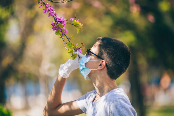 nature in the age of the coronavirus - lepro stock pictures, royalty-free photos & images