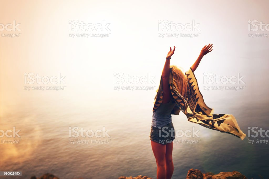 Nature is a constant celebration royalty-free stock photo