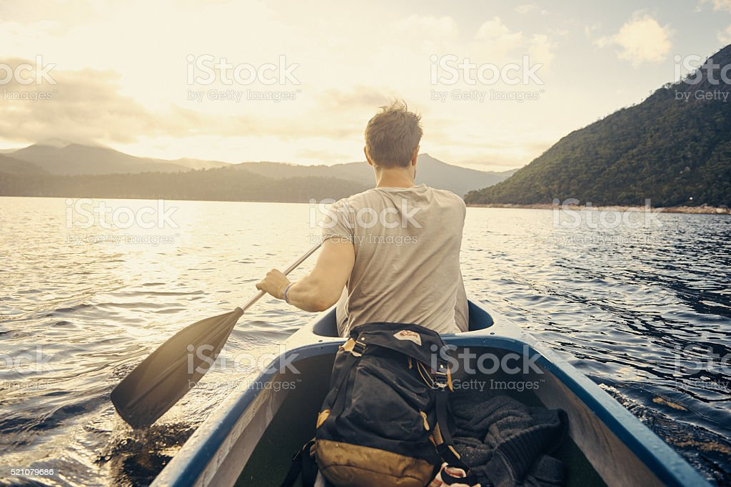 Nature is calling and I must go stock photo