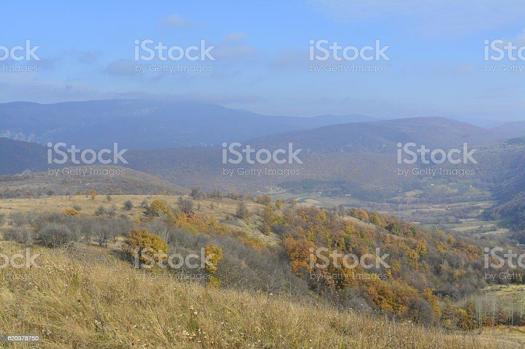 nature landscape, autumn foto de stock royalty-free