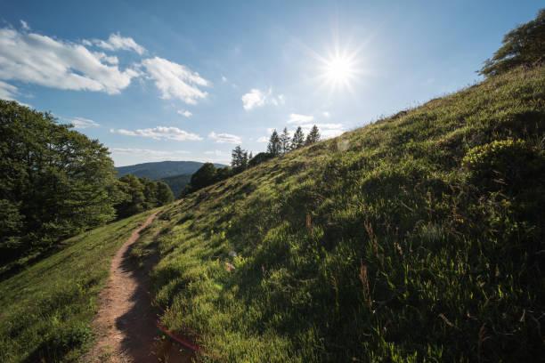 Naturlandschaft in Deutschland – Foto