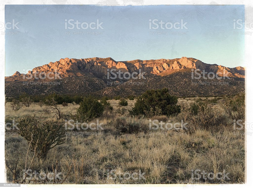 nature landscape inspiration new mexico stock photo