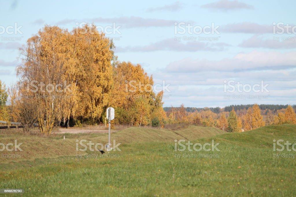 nature(autumn) stock photo