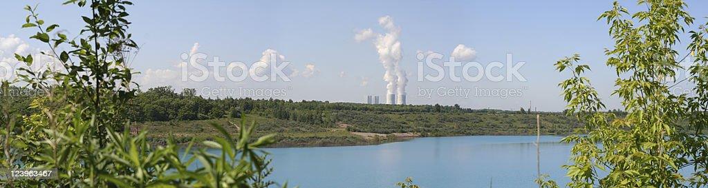 Nature, Recreation und Industry stock photo