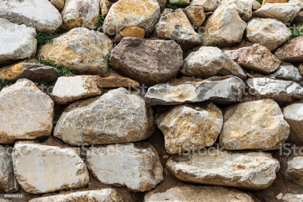 nature rock wall texture background - Photo