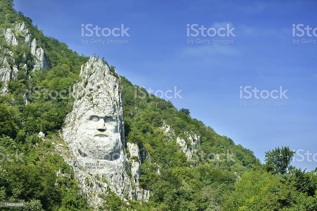 nature sculpture stock photo