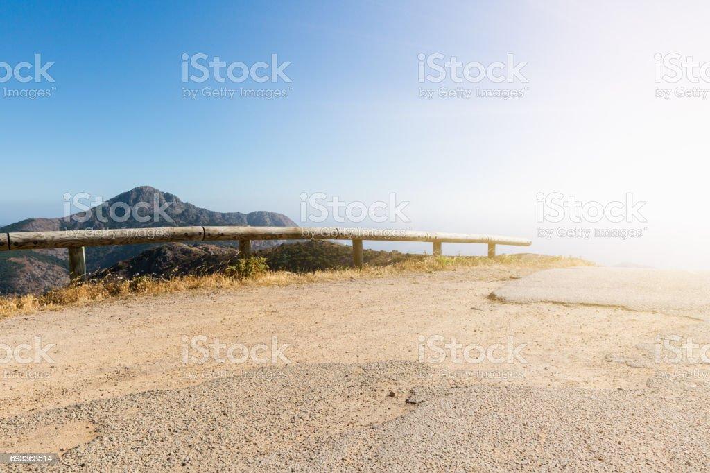 Natur-Ansicht von Korsika – Foto