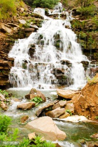 istock Nature waterfall 102735287