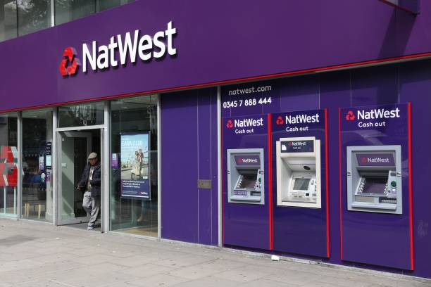 NatWest Bank stock photo