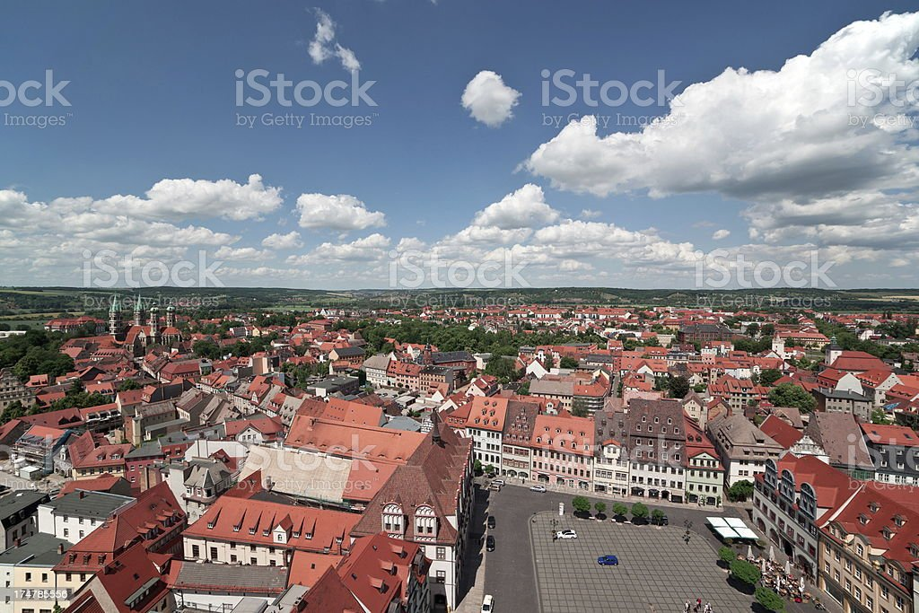Naumburg stock photo