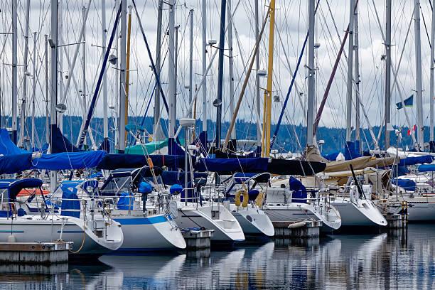 Nautical arrangement in the Pacific Northwest
