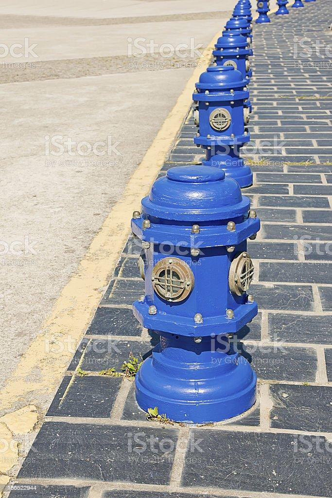nautical floor lamp royalty-free stock photo