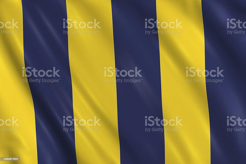 Nautical Signal Flag - Letter G stock photo