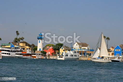 istock Nautical Village 172248529
