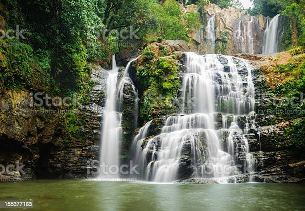 Photo of Nauyuca Waterfall in Costa Rica