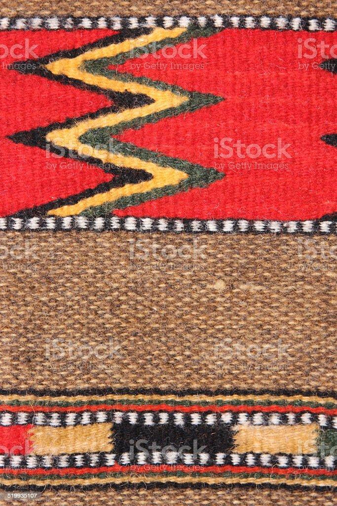Navajo Blanket Rug Fabric Design Stock Download Image Now Istock