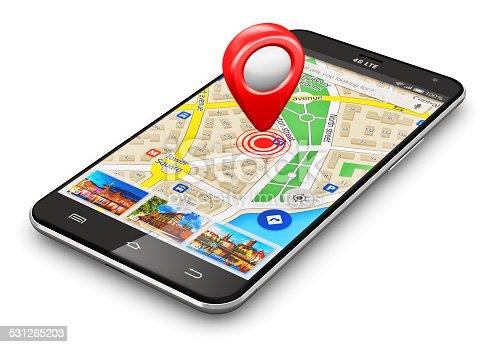 835195838istockphoto GPS navigation concept 531265203
