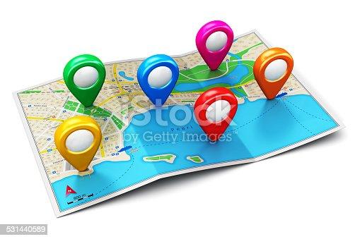 835195838istockphoto GPS navigation concept 531440589