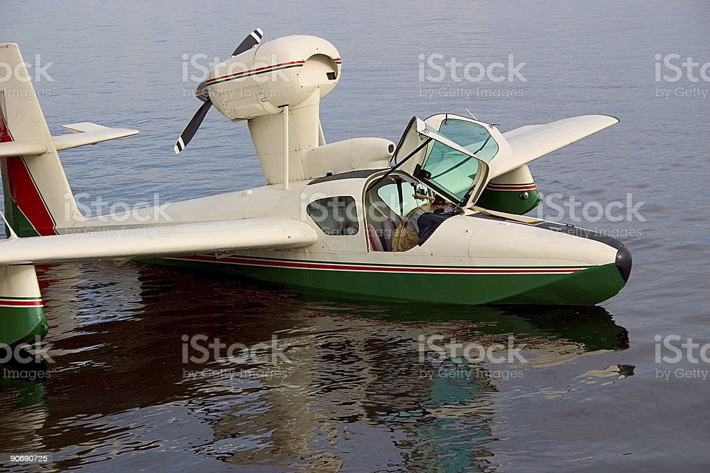 Navigation, Hydravions, Seaplanes stock photo