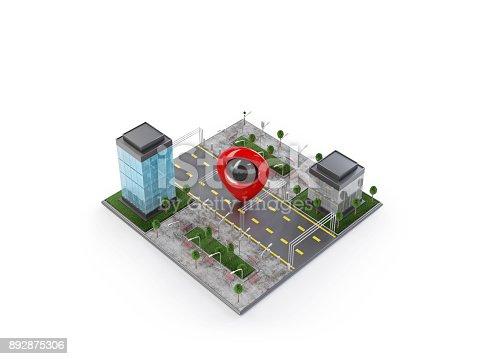 610119450 istock photo Navigation Icons 892875306