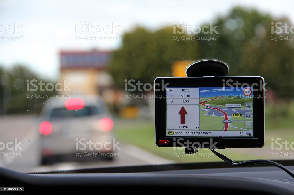 Navigation bildbanksfoto