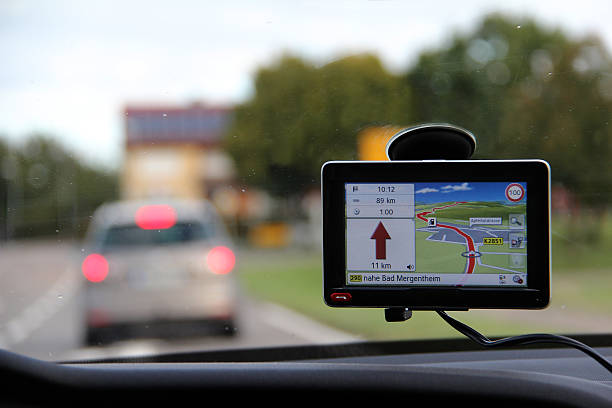 Navigation Navigation global positioning system stock pictures, royalty-free photos & images