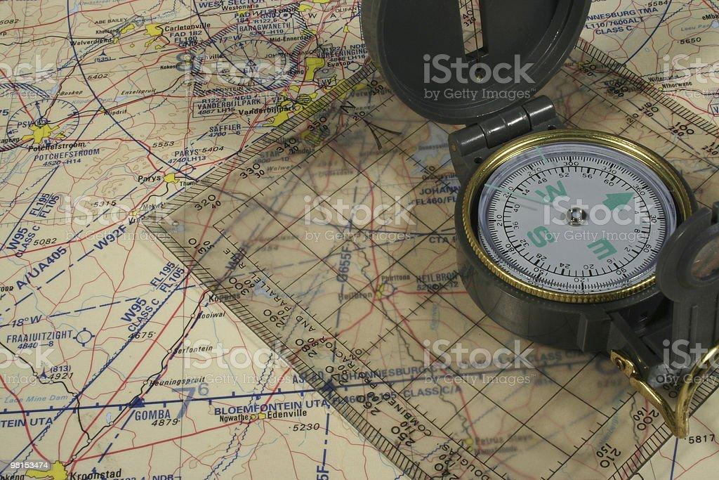 Navigation royalty-free stock photo