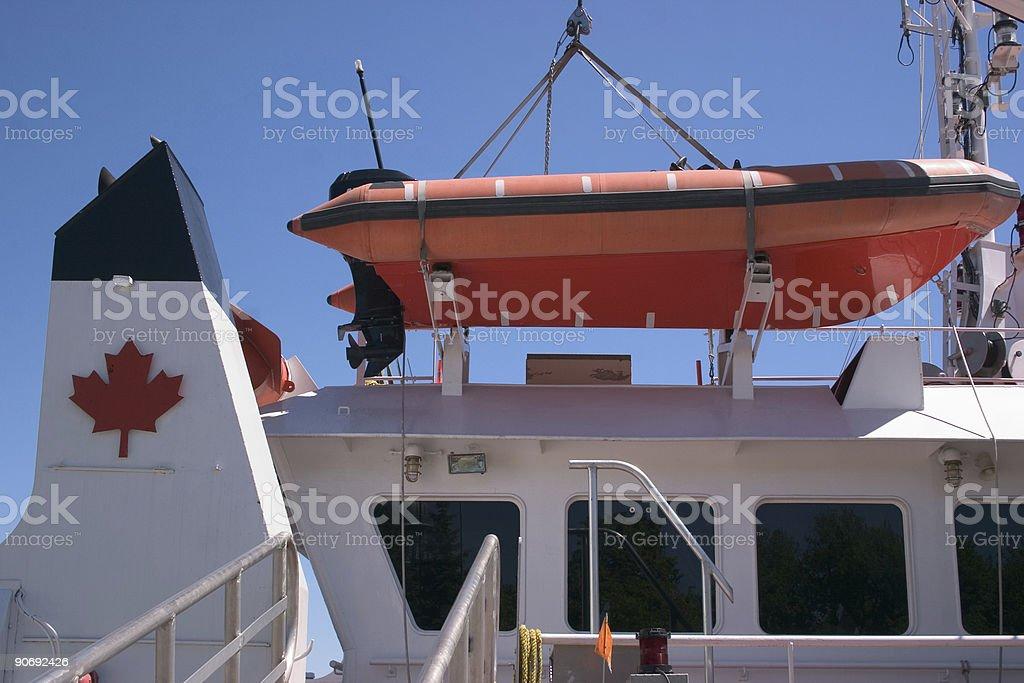 Navigation, Rescue boat, Coastguard stock photo