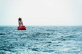istock Navigational Buoy 1158297517