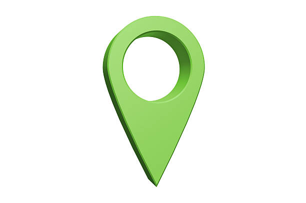 Navigations-Pointer – Foto