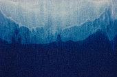 Navy Blue Background Blue Jeans Texture
