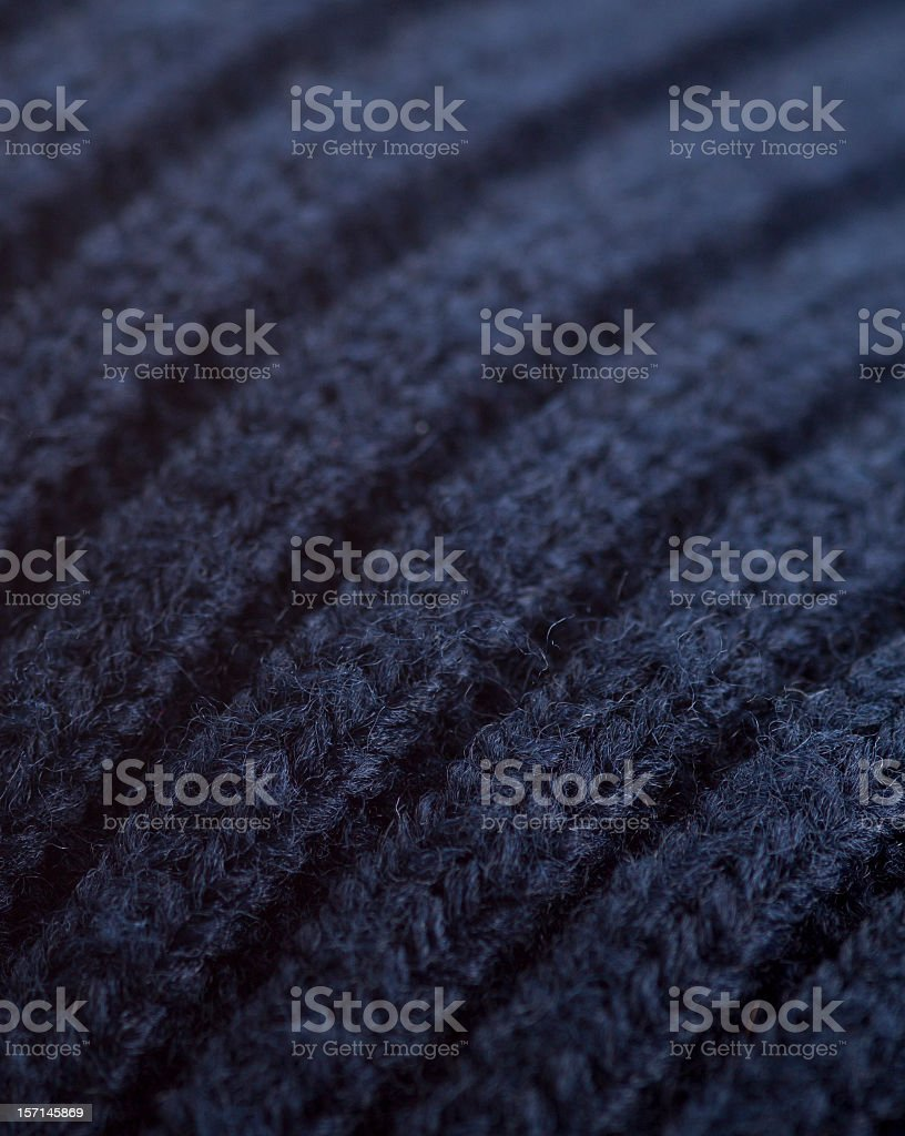 navy blue wool pattern royalty-free stock photo