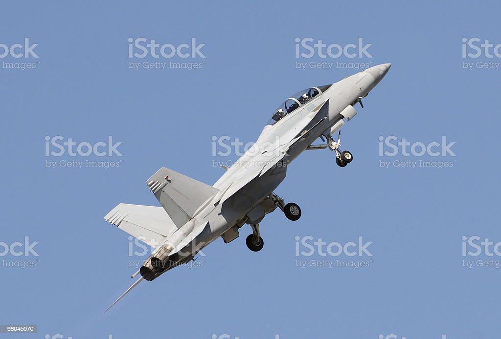jet della marina foto stock royalty-free