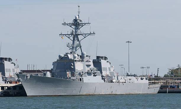 nós da marinha navio de guerra - fragata - fotografias e filmes do acervo