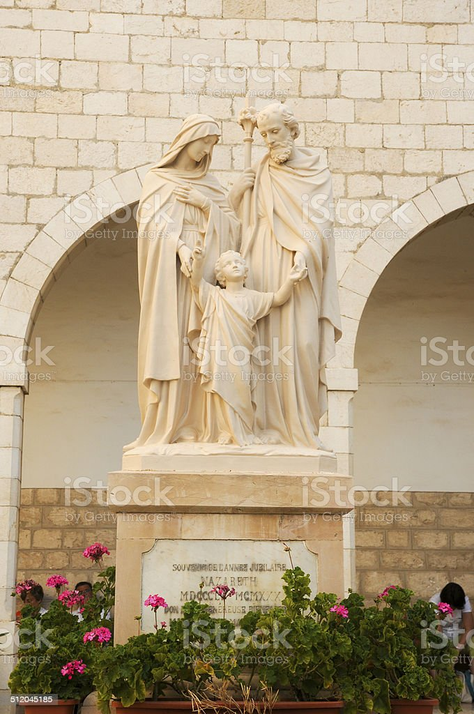 Nazareth stock photo