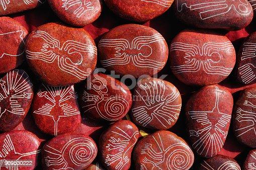 istock Nazca Lines, Peru 909530222