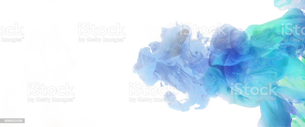 'nColorful smoke may be used as a background stock photo