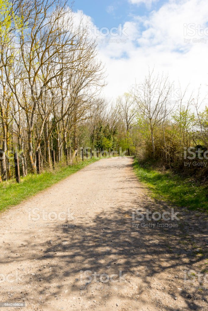 Near the village of fontibre in cantabria royalty-free stock photo