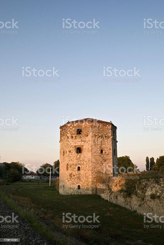 Nebojsha's  Tower stock photo