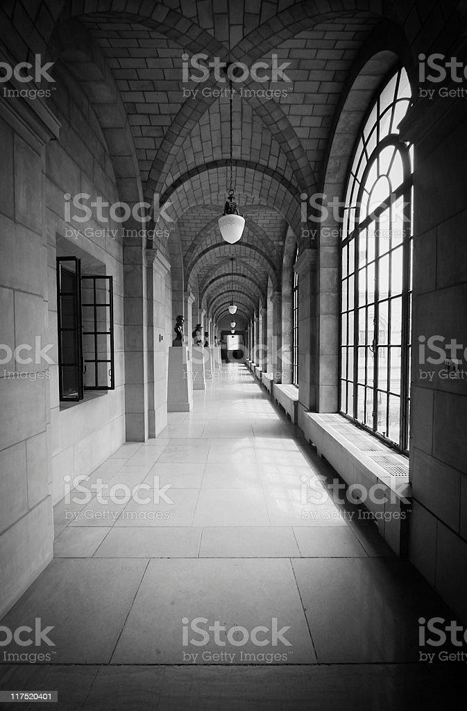Nebraska State Capitol #3 royalty-free stock photo