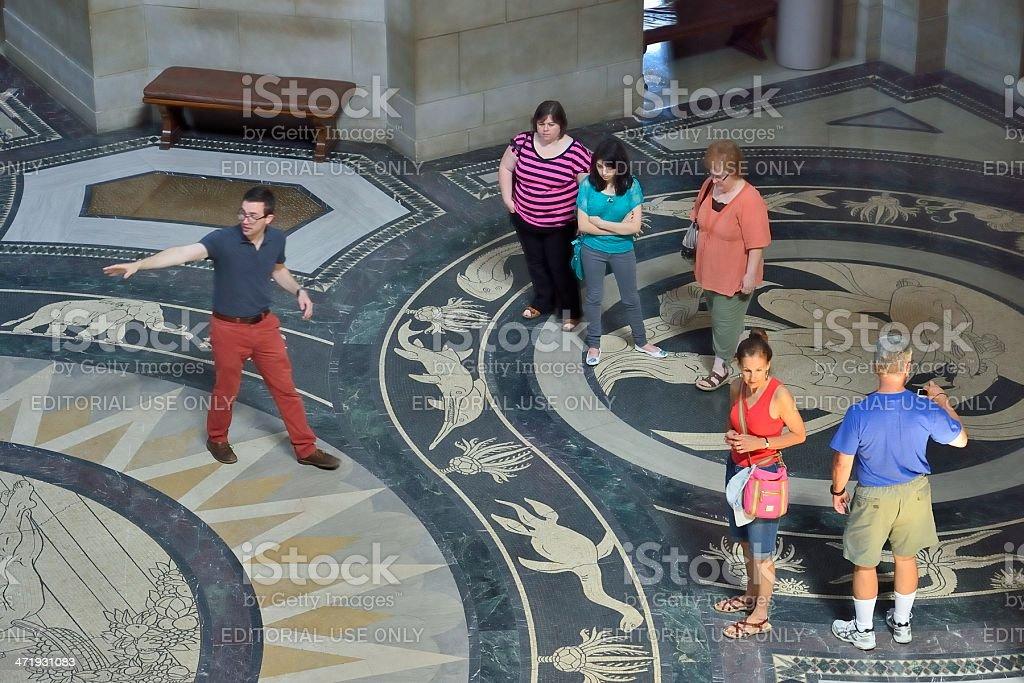 Nebraska State Capitol stock photo