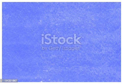 istock Nebulas Blue grunge aquarelle painted paper textured canvas for vintage design, invitation card, template. 1154331867