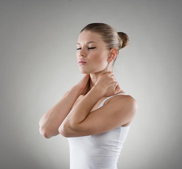 Nacken Schmerzen – Foto