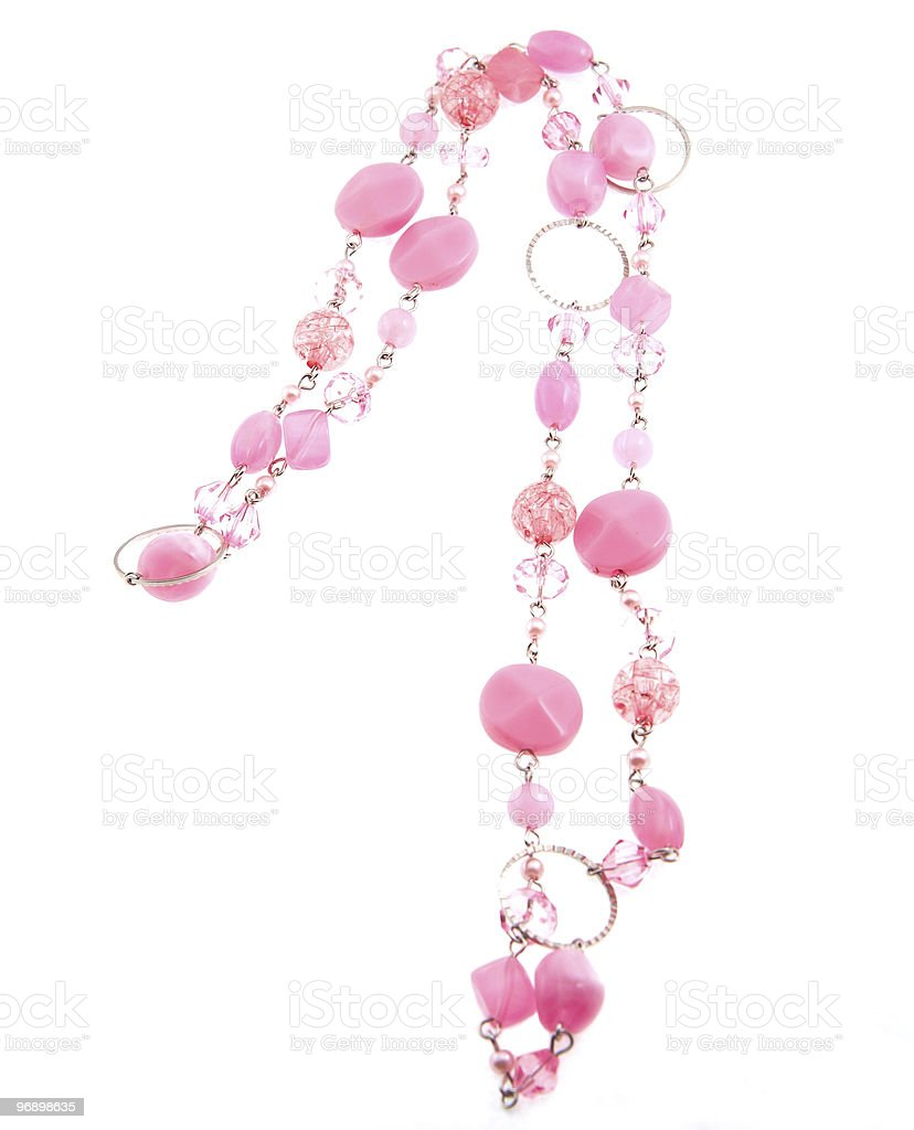 Necklace 1 royalty-free stock photo
