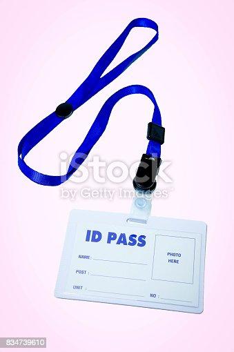 istock necklace ID Pass 834739610