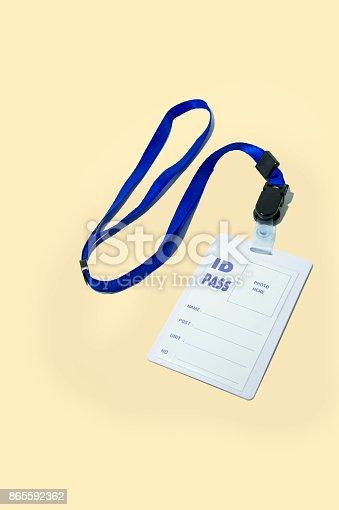 istock necklace ID Pass 865592362