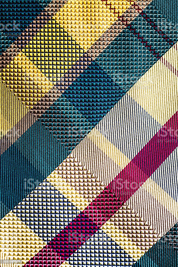 Necktie background stock photo