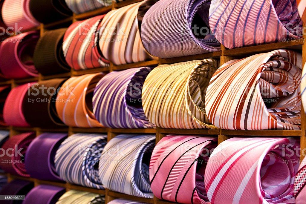 Necktie royalty-free stock photo