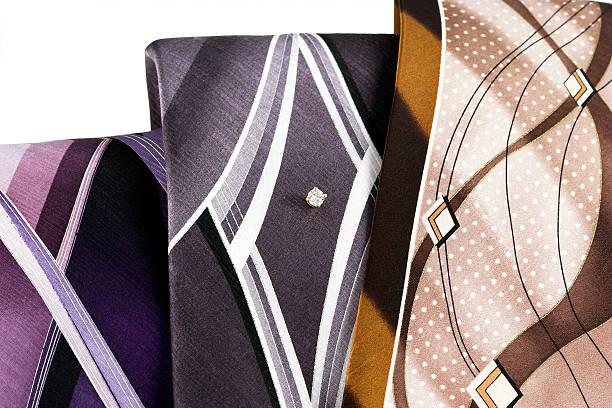 krawatten 1 - krawattennadel stock-fotos und bilder