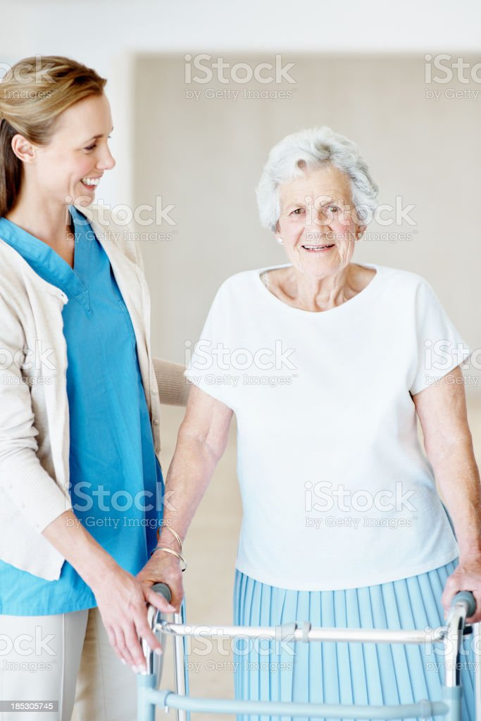 I need a helping hand to recover my health royalty-free stock photo